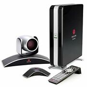 Polycom Hdx 8000 Video Conference Kit With Ip 7000 And 1080p Camera