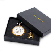 New Arrive Antique Vintage Mens Hand Wind High Quality Mechanical Pocket Watches