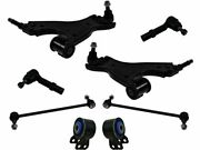 For 2007-2010 Saturn Outlook Control Arm Ball Joint Tie Rod End Kit 38895vp 2008