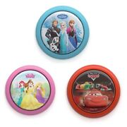 Phillips Battery-powered Led Night Light Princess Frozen Elsa And Cars Mcqueen