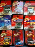 1/64 Johnny Lightning Volkswagen Beetle And Thing Lot 2002-2015