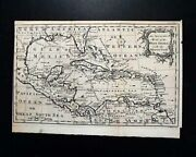 Rare And Early Southern America Florida Gulf Coast And West Indies Map 1762 Magazine