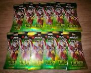 12 X Boosters Theros Beyond Death Collector Booster - Mtg Magic The Gathering