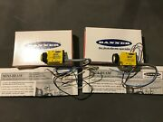 25-banner Sm31el And 20-banner Sm31rl Mini Beam Emitters/receivers