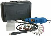 Best Selling Rotary Tool Kit W/ Flex Shaft For Cutting And Sanding 100 Bits