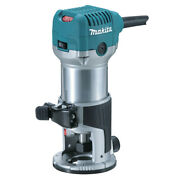 Makita 1-1/4 Hp 120v Compact Router - Rt0701cr Certified Refurbished