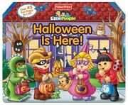 Halloween Is Here Fisher Price Little People By Reader's Digest Association