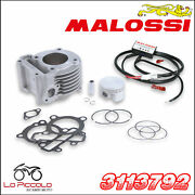 3113792 Malossi Thermal Unit I-tech Ø58 Mbk X Over 125 Ie 4t