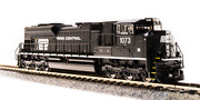 Broadway Limited N Scale Emd Sd70ace Ns 1073 Penn Central Heritage Livery Sound