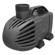Aquascape 91131 2000 Gph Ecowave Submersible Low Wattage Pond And Waterfall Pump