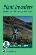 Plant Invaders The Threat To Natural Ecosystem, Cronk, Cronk-,