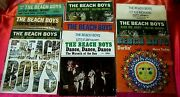 Lot Of 11 Beach Boys Picture Sleeve 45 Records