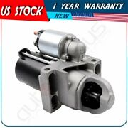New Starter For Small Block Chevy 350 Big Block Chevy 454 168t Offset