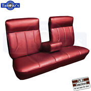 1969 Cadillac Deville Front And Rear Seat Covers Upholstery Convertible Pui New
