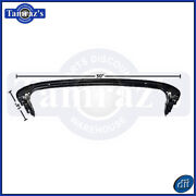 65-68 Mustang Convertible Top Frame Front Header Bow Cross Support Assembly
