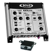 Boss Audio 2/3-way Electronic Crossover W/ Remote Subwoofer Level Control | Bx45
