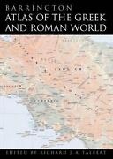 Barrington Atlas Of The Greek And Roman World Map-by-map Directory By Richard J