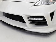 Weber Sports Front Under Panel For The Nissan 370z