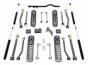 Maxtrac 4.5 Suspension Lift For Jeep Jk Wrangler 2and4 Door Rubicon 07-18 Max
