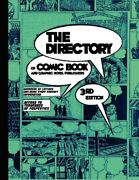 The Directory Of Comic Book And Graphic Novel Publishers - 3rd Edition Staff