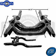 1968 F And X Body Front Sub Frame Subframe Rail Assembly - Dynacorn