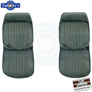 1969 Grand Prix Front And Rear Seat Covers Upholstery New Pui