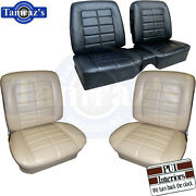 1964 Riviera Front And Rear Seat Covers Upholstery Pui New