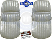 1971-1972 Cutlass Supreme Front And Rear Seat Covers Upholstery - Pui New