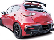 Knight Sports Rear End Finisher For The Mazda2 Dj