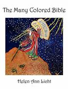 The Many Colored Bible By Licht Ann New 9781434313706 Fast Free Shipping