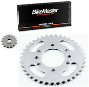 Jt O-ring Chain 16-38 Sprocket Kit For Suzuki Gn400t 1980-1982