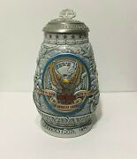Vintage 2000 Harley Davidson Motor Cycles Limited Edition Collector Beer Stein