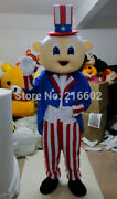 Halloween Old Man Mascot Costume Cosplay Party Outfits Clothing Carnival Adults