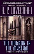 The Horror In The Museum, Lovecraft, Edt 9780345485724 Fast Free Shipping-,