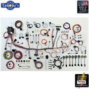 79-80 Firebird Classic Update Series Complete Body And Interior Wiring Harness Kit
