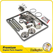 Timing Chain Water Pump Kit For 02-07 Nissan Murano Altima Maxima 350z G35 3.5l