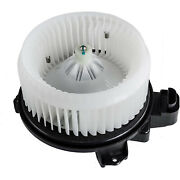 New Front Heater A/c Blower Motor W/ Fan Cage For Toyota Camry Lexus 87103-0e040