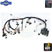 1980 Firebird Dash Wiring Harness - Automatic Trans Rally Gauges And Tach New