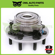 Front Wheel Bearing Hub Assembly W/abs Chevy Gmc 2500 3500 8 Lug 4x4 4wd 515088