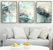 Modern Simplicity Of Abstract Canvas Paintings Modular Pictures Wall Art Canvas