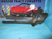 1963-1967 Corvette Right Outer Windshield Frame 3797094 Lower Corner And Side Nos