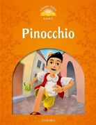 Classic Tales Second Edition Level 5 Pinocchio Arengo 9780194239509 New