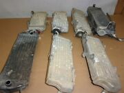 7 Assorted Used Radiators For 450cc To 510cc Husqvarna Motorcycles