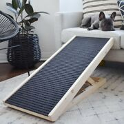 Pawramp - Dog Ramp - 4 Adjustable Heights Bed/couch - Pet Ramp 40 - Folds Flat
