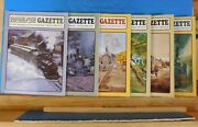 Narrow Gauge And Short Line Gazette Complete Year 1996 6 Issues