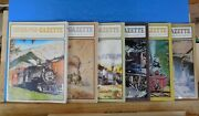 Narrow Gauge And Short Line Gazette Complete Year 1981 6 Issues
