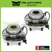 2wd 1998 - 2005 Chevy Blazer And Gmc Jimmy 2 Front Wheel Bearing And Hub Assembly