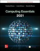 Ise Computing Essentials 2021 By Timothy O'leary Paperback Book Free Shipping