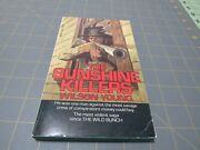 The Sunshine Killers By Wilson Young Dell Western Clint Eastwood Lookalike Cvr