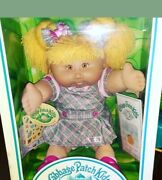 Brand New 2004 Old Stock Cabbage Patch Doll Factory Sealed